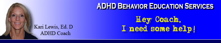 ADHD Behavior Education Services